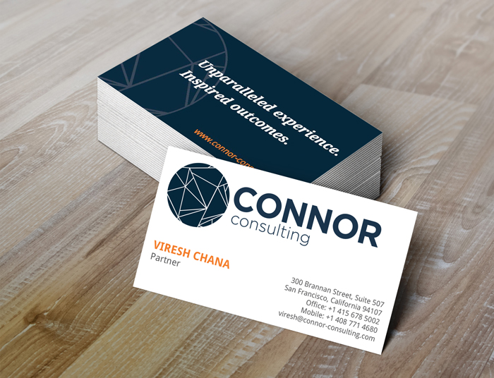 Connor Consulting Cards